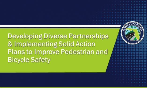 Developing Diverse Partnerships and Implementing Solid Action Plans to Improve Pedestrian and Bicycle Safety