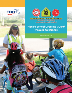 Cover of Florida School Crossing Guard Training Program Guidelines