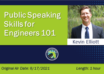 Public Speaking Skills for Engineers 101