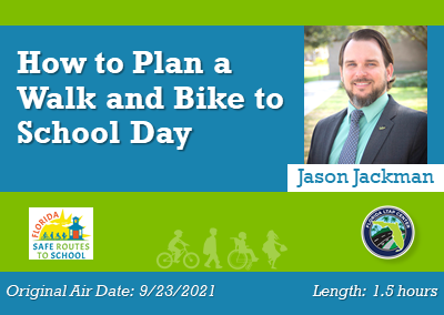 How to Plan a Walk and Bike to School Day